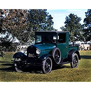 1929 Ford Model A Pickup Truck Photo Poster