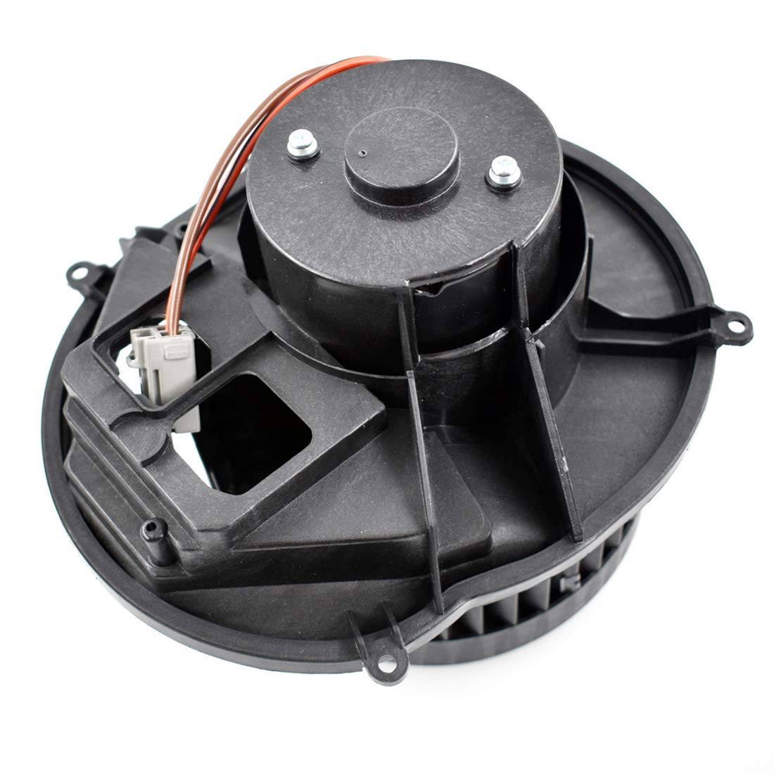 WFLNHB New A//C AC Heater Blower Motor w//Fan Cage 9171479 fit for Volvo XC70 XC90 S60 S80 V70 30715482 615-58480 700186