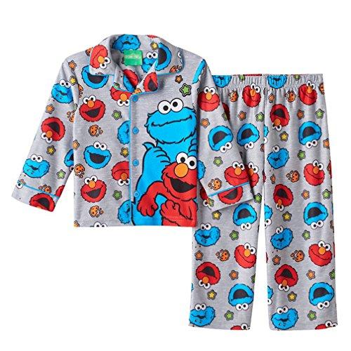 Sesame Street Cookie Monster Pajama