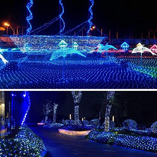10 Metre Led Icicle Lights in US - 5