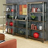 Home Styles The Orleans Multi-Function 3 Piece Storage Unit -