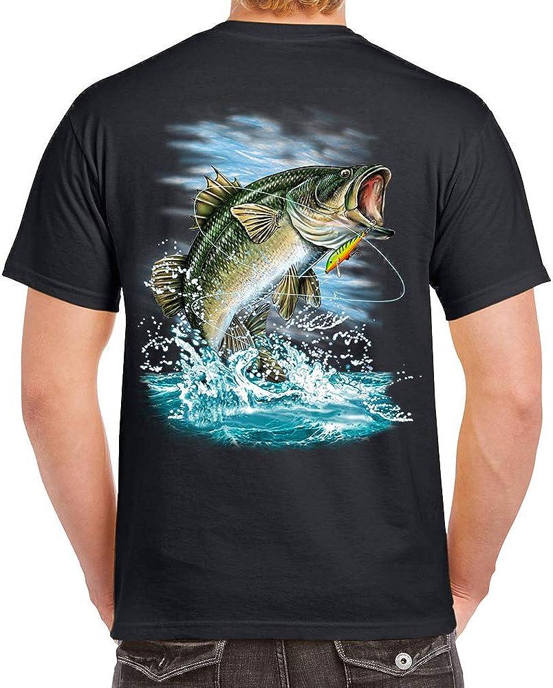 Fishing Bass t-shirt