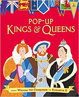 Pop-up Kings And Queens por Vv.aa. epub