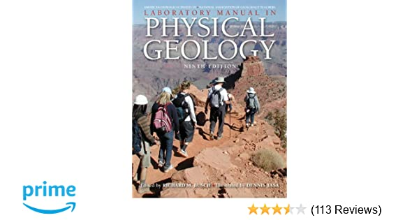 Laboratory manual in physical geology 9th edition agi agi laboratory manual in physical geology 9th edition agi agi american geological institute nagt national association of geoscience teachers fandeluxe Image collections