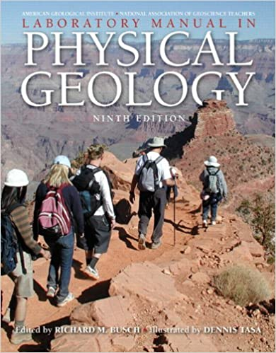 Physical Geology Book