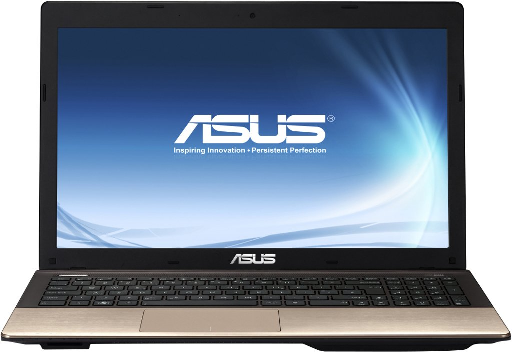 Asus K55VM-SX052V - Ordenador portátil 15.6 pulgadas (Core i7 2820QM, 4 GB de RAM, 2.3 GHz, 500 GB, Windows 7 Edition Home Premium) - Teclado QWERTY ...