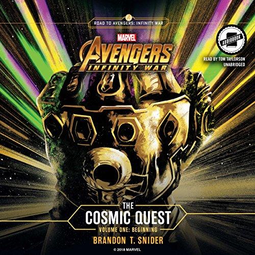Marvel's Avengers: Infinity War: The Cosmic Quest: Volume 1: Beginning