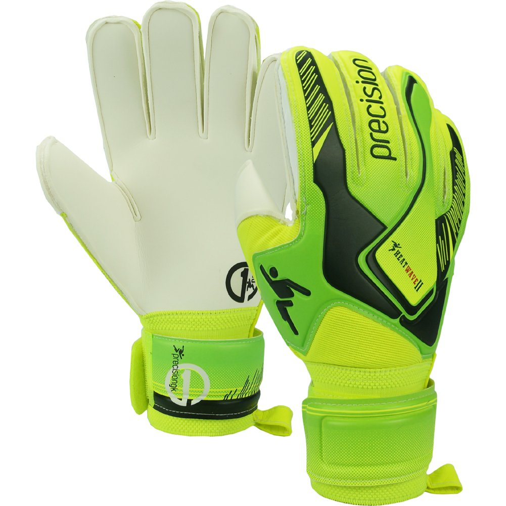 Precision GK Boys Heatwave II Junior Goalkeeper Gloves For Football
