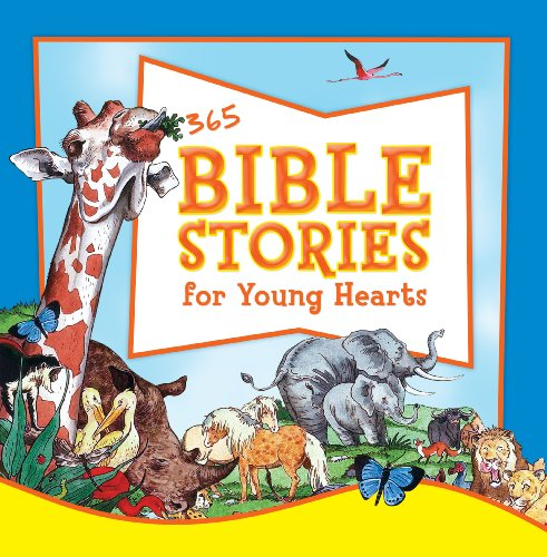 365 Bible Stories for Young Hearts