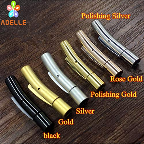 Buckes - 3X Stainless Steel Buckle Clasps