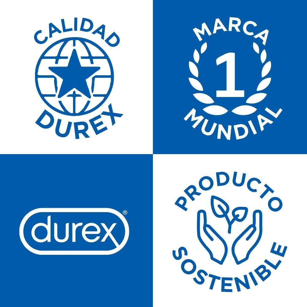 61ex7FN-oaL._AC_SL1000_ Durex Preservativos Super Finos Contacto Total - 12 condones: Salud y cuidado personal