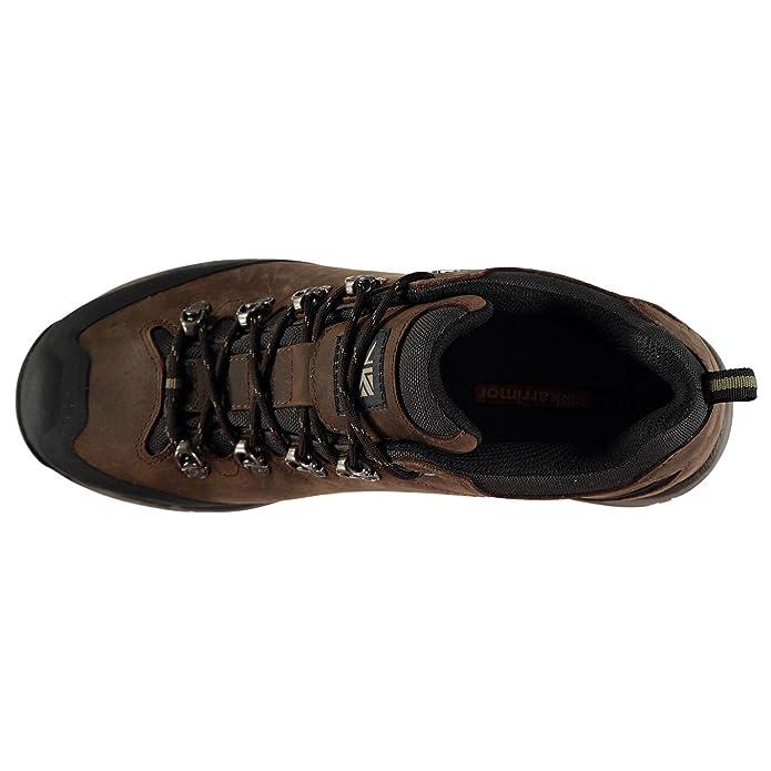 Karrimor Hommes Cheetah Wtx Chaussures De Marche Basses Marron 43 kTKu8