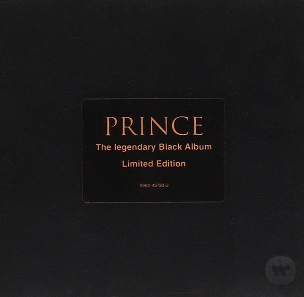 Black Album by Warner Brothers