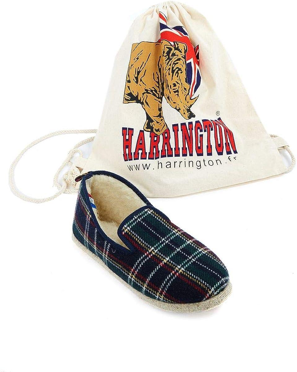 Harrington Charentaises /à Carreaux /écossais