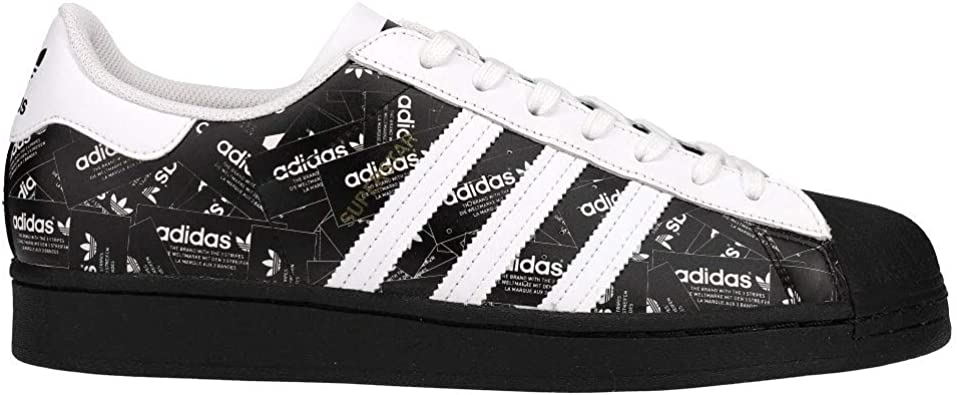 adidas Superstar Mens Casual Shoes Fv2819