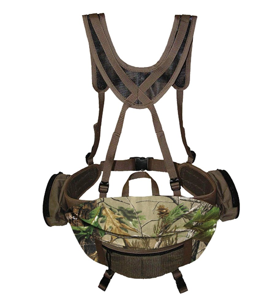 Sportsmans Outdoor Products Horn Hunter Fanny Pack Sportman/'s Outdoor Products HH0600MB New Mossy Oak Breakup