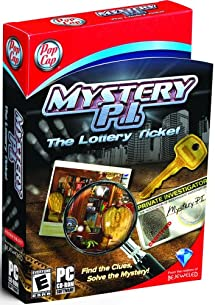 Mystery P.I.: The Lottery Ticket - PC
