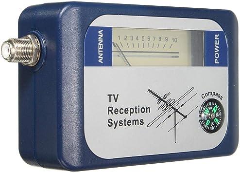 Yongse SF95DT DVB-T Buscador Antena de Antena de TV ...