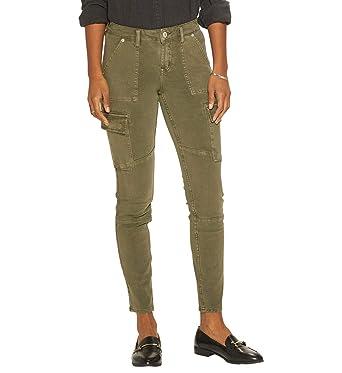 0203e895 Amazon.com: Silver Jeans Co. Women's Skinny Cargo: Clothing