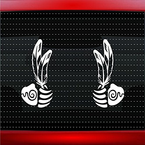 vinyl window decal native - 6