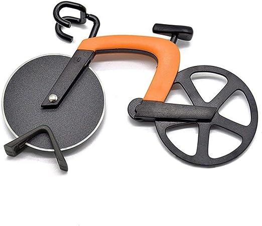 Bicicleta Cortador de pizza Rueda de bicicleta Picador de pizza ...