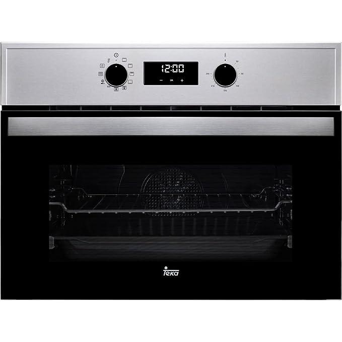 Teka HBC 625 P - Horno (Pequeño, Horno eléctrico, 44 L, 2515 W, 44 ...