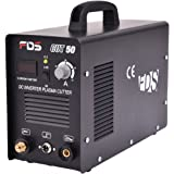 Goplus CUT-50 Electric Digital Plasma Cutter Inverter 50AMP Welder Cutting Dual Voltage (Black)