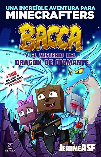 Minecraft. Bacca y el misterio del dragón de diamante (Spanish Edition)
