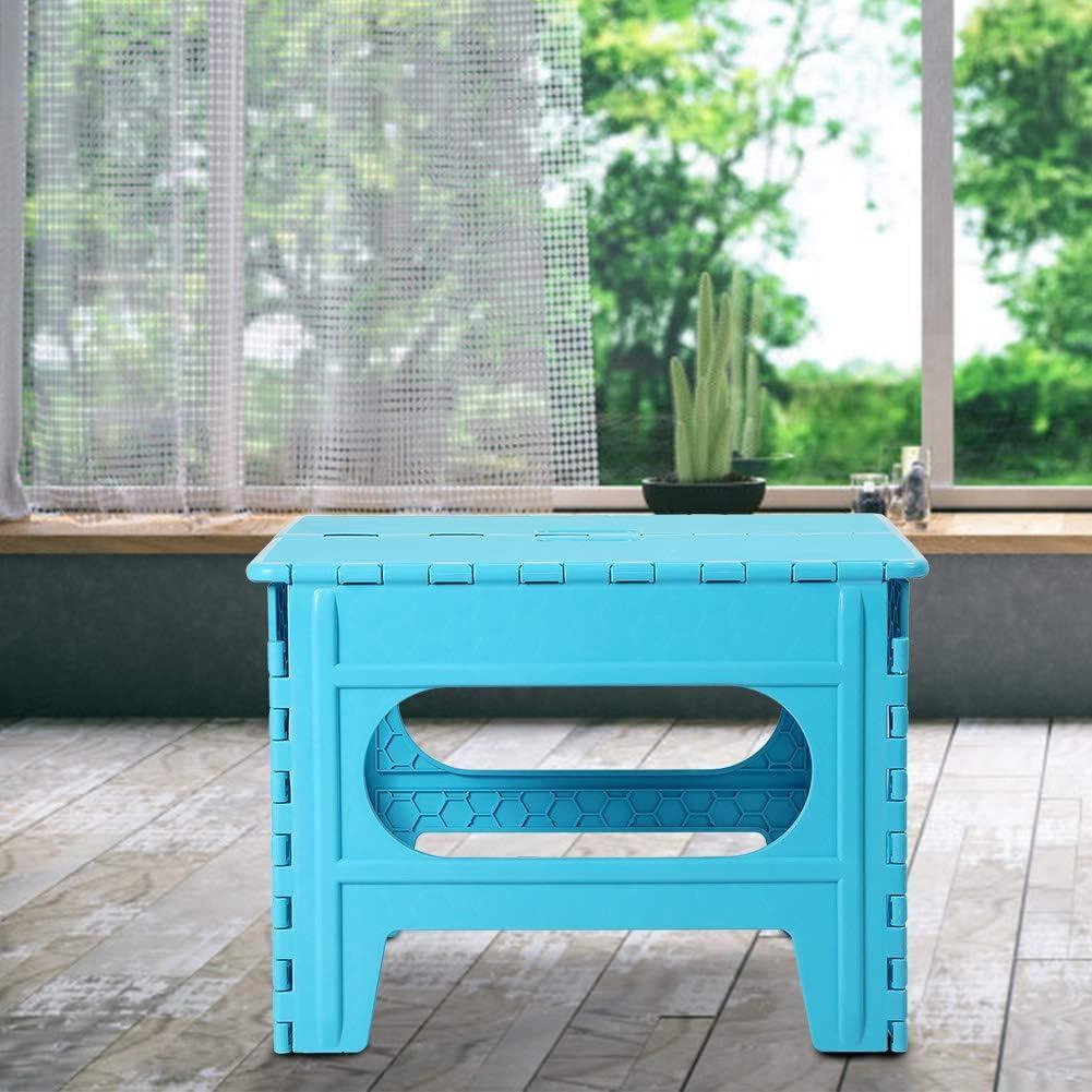 Rodipu Children Furniture, Kids Table, Portable Plastic for Home for Kids(ArmyGreen) Navy Blue
