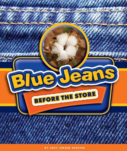 Download Blue Jeans Before the Store PDF