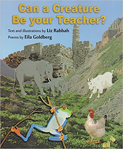 Book Can A Creature Be Your Teacher?