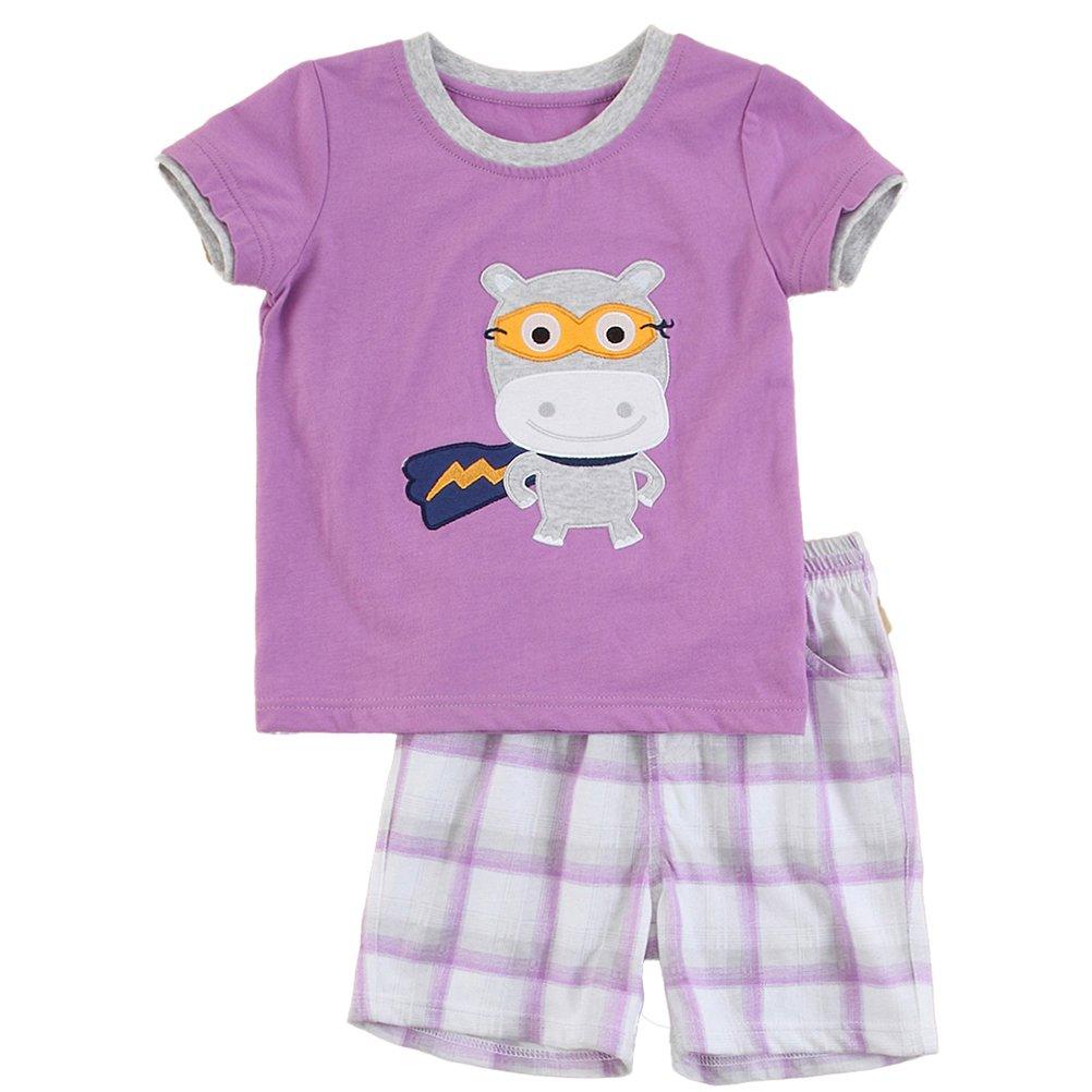 VERANY Baby Boys T-shirt and Shorts Set