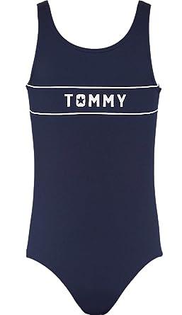 Tommy Hilfiger Triangle Set Ensemble de Bain Fille: Amazon