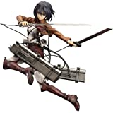 Attack on Titan Estatua 1/8 Mikasa Ackerman 17 cm