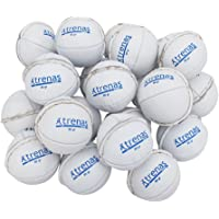 TRENAS Schlagball 80 Gramm / Wurfball 200 Gramm - Für Wettkampf und Training