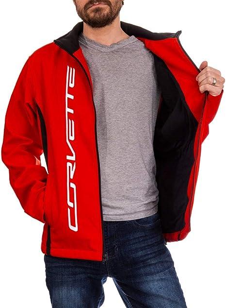 Silverado Unisex for Men and Women Chevrolet GM Bonded Polyester All-Season Jacket Camaro Corvette