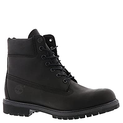 851ce0ebb0a Timberland Men's 6-inch Premium Waterproof Boots & Knit Cap Bundle
