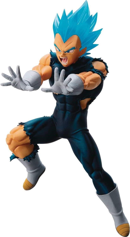 Dragon Ball Estatua PVC Ichibansho Super Saiyan God Super Saiyan Vegeta 13 cm