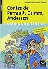 Contes : Perrault - Grimm - Andersen par Perrault