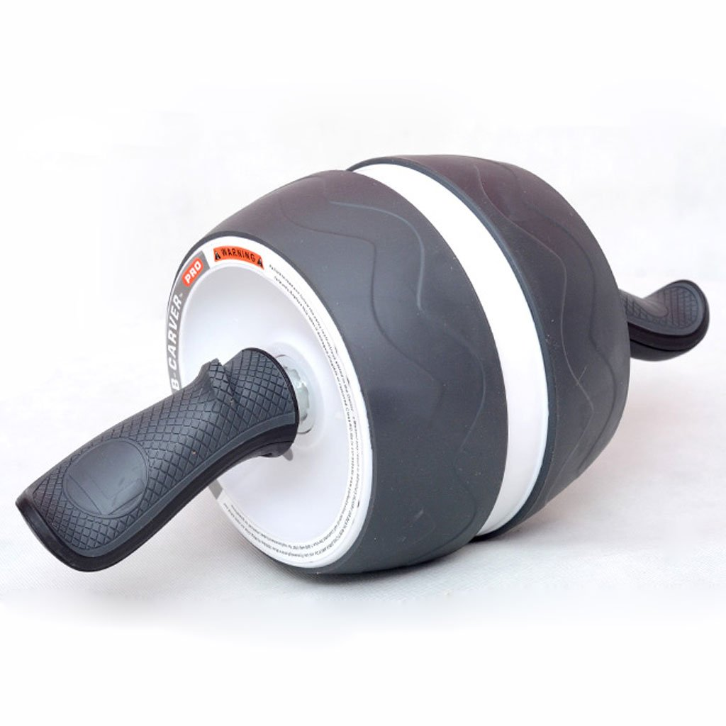 Big seller AB Roller Ab dominal Training Rad Bauchtraining Rad Stärke Konstruktion Fitness-Rad. AB Roller Bauchtrainer