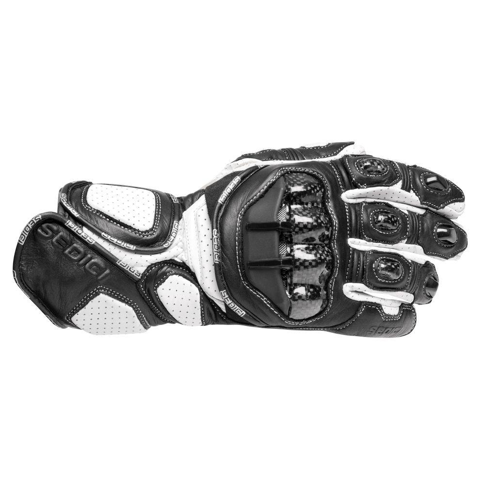 Diavolo leather motorcycle gloves - Amazon Com Sedici Ultimo Race Leather Motorcycle Gloves Lg Black Automotive