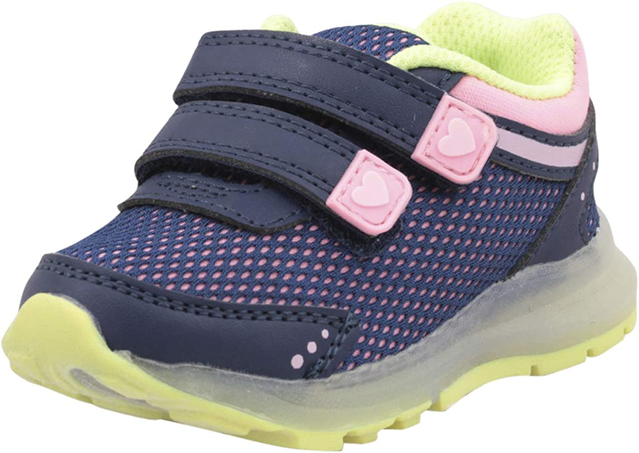 Carters Toddler//Little Girls Carson Light Up Shoes