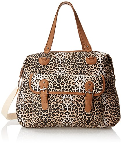 Animal Print Duffle Bag - 3