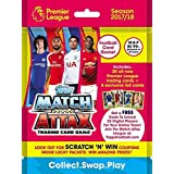 Topps Match Attax -PLMA 17-18 TCG collection Multipack