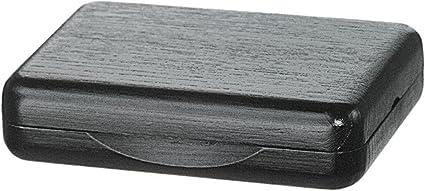 GEWA 751068 - Estuche cañas corno inglés, 3 cañas lacado en negro: Amazon.es: Instrumentos musicales