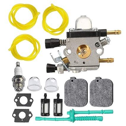 Amazon.com: C1Q-S68 Carburador para Zama C1Q-S68 C1Q-S68G ...