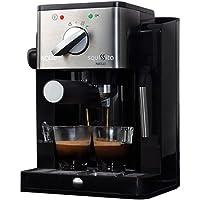 Solac CE4491 Espresso - Cafetera Express, 19 bar, depósito de 1,22L