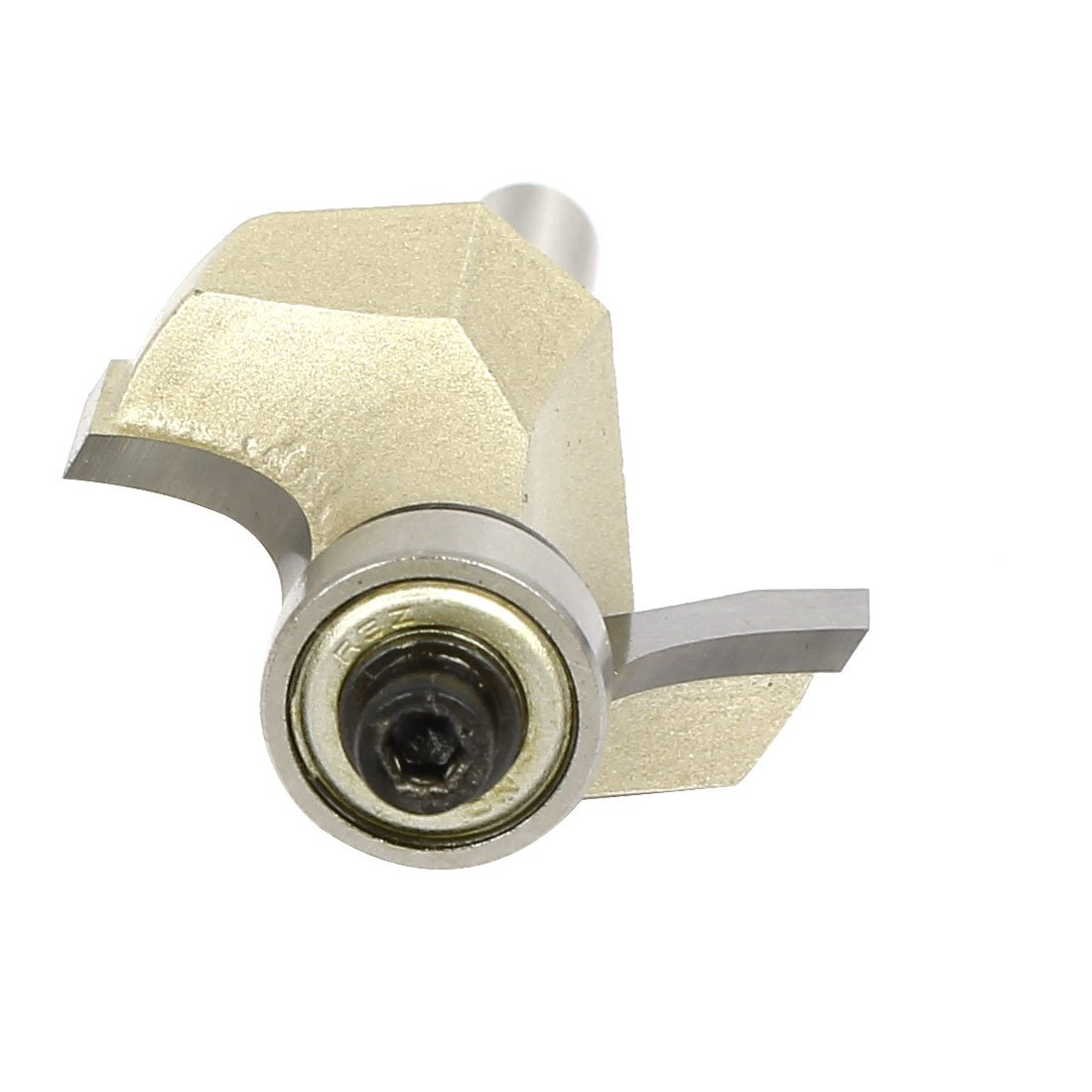 uxcell 1//4-inch Shank 3//4-inch Cutting Dia 2 Flutes Corner Round Roundover Router Bit