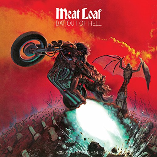 Price comparison product image Bat Out Of Hell (180 Gram Audiophile Translucent Red Vinyl / 40th Anniversary Limited Edition / Gatefold Cover)