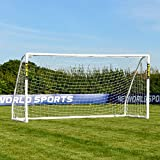 Net World Sports FORZA Football Goals - Complete Range - Locking, Match, Steel and Aluminium Football Goals